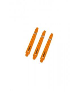 Cañas Unicorn Gripper II Cortas Naranja