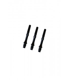 Fit Flight Gear Slim Shafts Spinning Black 1