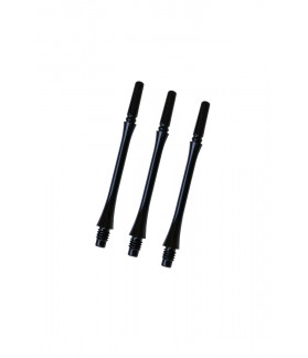 Fit Flight Gear Slim Shafts Spinning Black 6