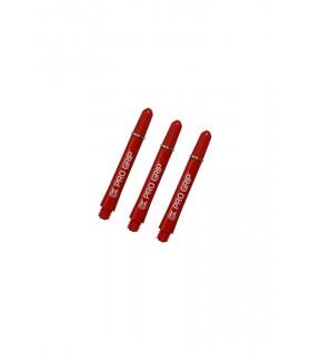 Target Pro Grip Short Red Shafts