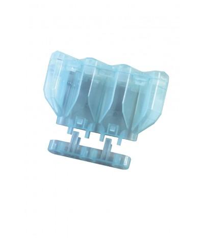 Funda Fit Case 2.5 Clear Blue
