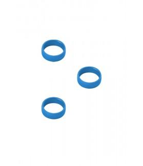 Slot Lock Ring Target Blue