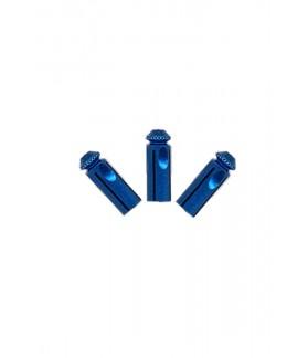 Protector Plumas Azul