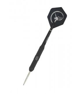 Unicorn Core Plus Black Steel Tip Darts 24gr