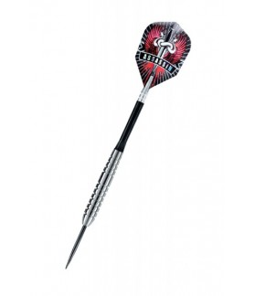 Harrows Assassin Steel Tip Darts 24grR