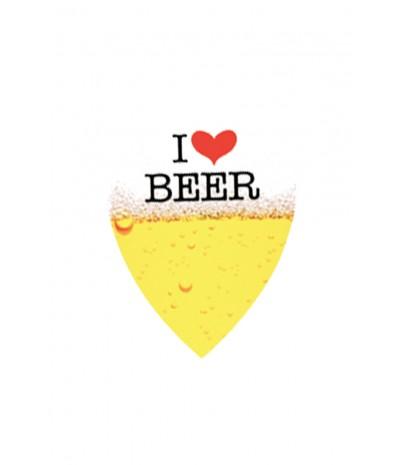 Harrows Quadro Flights Oval Beer
