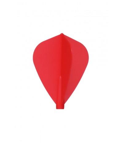 Fit Flight Kite Red 6 uds