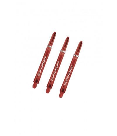 Harrows Supergrip Medium Red Shafts