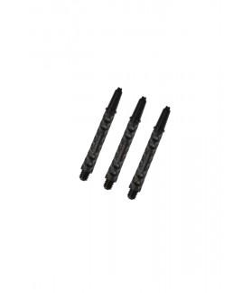 Cañas Harrows Dimplex Cortas Negro