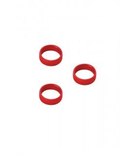 Anillos Target Rojo