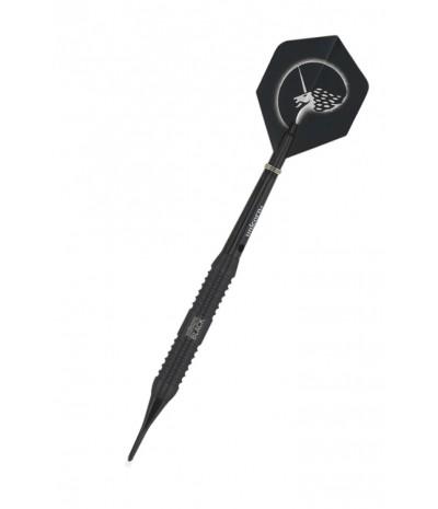 Dardos Unicorn Core Plus Black 17gr