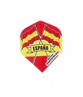 Plumas Pentathlon Standard Bandera España