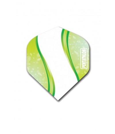 Pentathlon Vizion Spiro Flights Green
