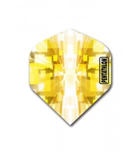 Pentathlon Vizion Star Burst Flights Yellow