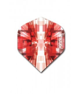 Pentathlon Vizion Star Burst Flights Red