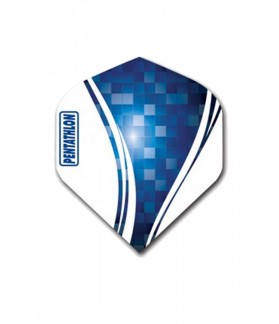 Pentathlon Vizion Swirl Flights Blue
