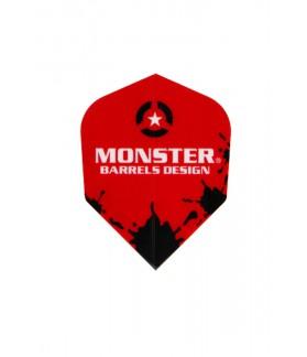 Plumas Monster Oval 001