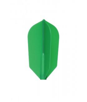 Plumas Fit Flight Slim Verde 6 uds