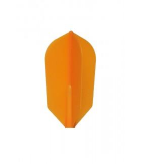 Plumas Fit Flight Slim Naranja 6 uds