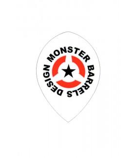 Plumas Monster Oval 004