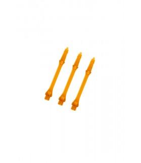 Cañas Harrows Clic Cortas Naranja
