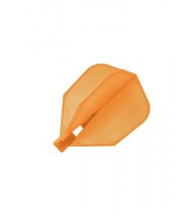 Plumas Harrows Clic Naranja