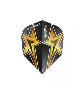 Plumas Target Power Star Black 06 Standard Gen3
