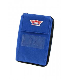 Bull's MP Large Blue Wallet