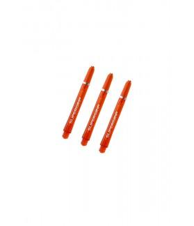 Cañas Harrows Supergrip Cortas Naranja
