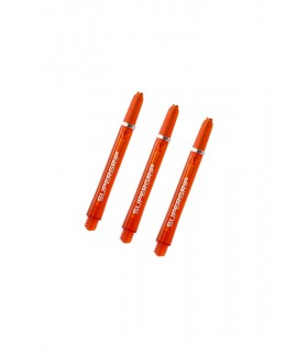 Harrows Supergrip Midi Red Shafts