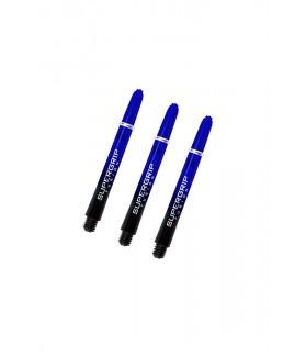 Cañas Harrows Supergrip Fusion Midi Negro/Azul