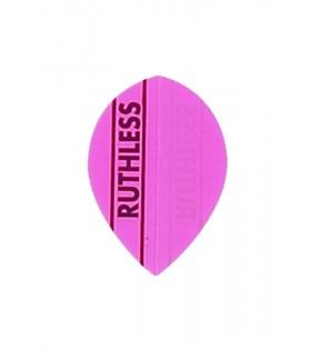 Plumas Ruthless Oval Rosa