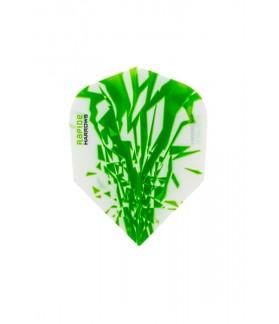 Plumas Harrows Rapide Verde