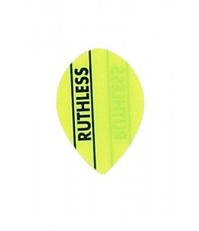 Ruthless Oval Flight Yellow