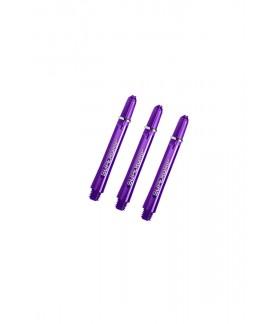 Cañas Harrows Supergrip Cortas Dark Purple