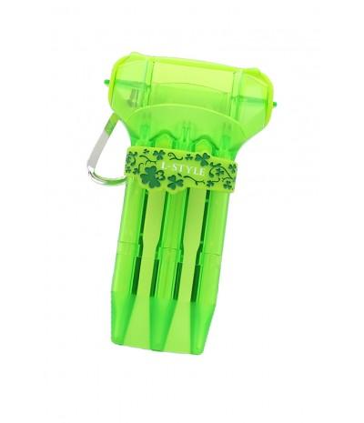 Krystal One Green