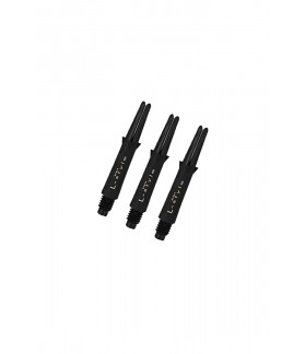 Cañas L-Shaft Carbon Straight 190 Black
