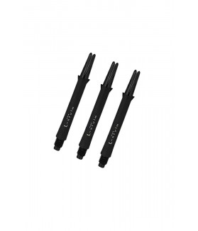 Cañas L-Shaft Carbon Straight 330 Black