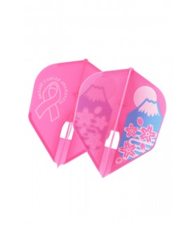 Plumas Champagne Shape Stacy Bromberg Breast Cancer