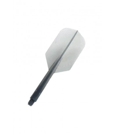 Condor Slim Clear Black Flights S