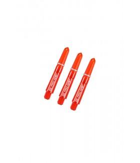 Cañas Target Pro Grip Spin Cortas Rojo