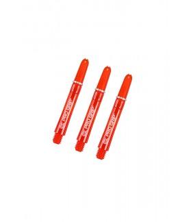 Cañas Target Pro Grip Spin Intermedias Rojo