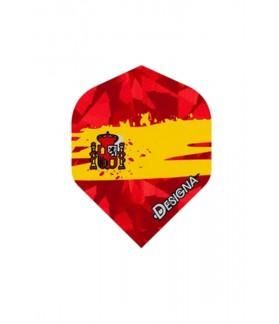 Plumas Designa Standard Bandera España
