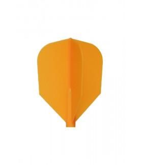 Plumas Fit Flight Shape Naranja 6 uds