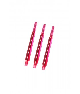 Fit Flight Gear Normal Shafts Spinning Pink 6