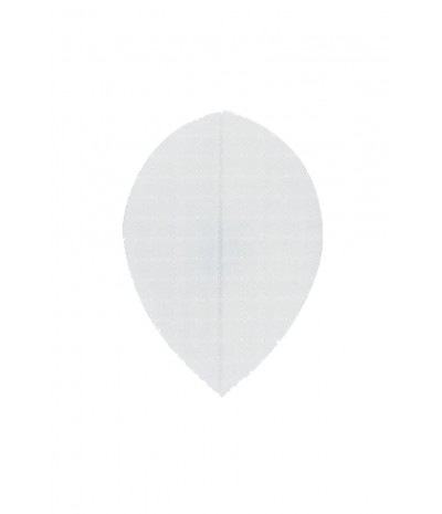 Nylon Oval White Flights