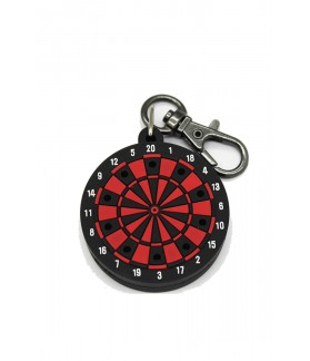 Tip Holder Dartboard Trinidad Red