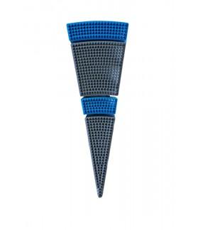Kit 4 Segmentos VDarts H2 Gris/Azul