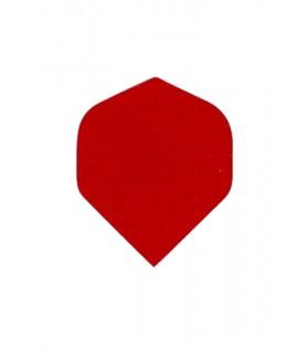 Plumas Nylon Standard Rojo