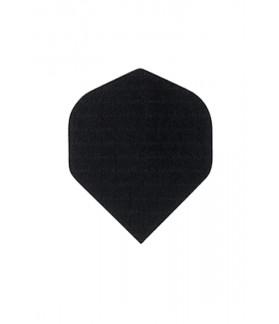 Plumas Nylon Standard Negro